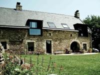 Une ancienne longère transformée en une maison d'hôte chaleureuse