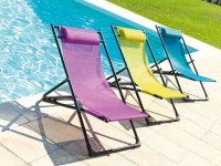 Mobilier outdoor : osez la couleur !