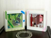 Des mini-vitrines pour personnaliser vos portes