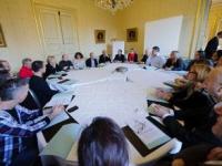 Installation du comité citoyen du débat national sur la transition énergétique