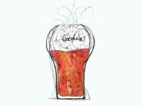 Un nouveau verre design pour Coca-Cola