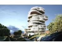 """Bientôt une nouvelle """"Folie"""" architecturale à Montpellier"""