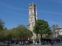 La célèbre Tour Saint-Jacques de Paris rouvre ses portes