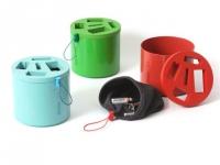 Des petites boîtes pleines d'énergie pour inciter au recyclage