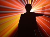 La lumière comme une expérience sensorielle