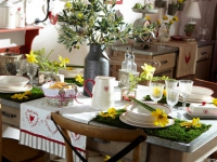 De belles tables pour fêter l'été