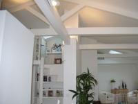 Réhabilitation d'un appartement parisien sous combles