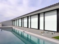 Maison d'architecte : Une villa moderne semi-enterrée sur les coteaux de Toulouse