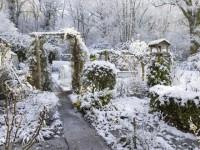 Gel, neige, inondations : conseils pour sauver son jardin des intempéries