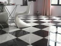 La tendance marbre se pose sur la planète design