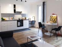 Avant/après : Petit budget et grands bouleversements pour un 40 m2