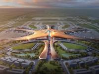 Bientôt à Pékin, un aéroport en forme d'étoile de mer