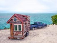 Insolite : tout plaquer pour vivre dans une mini-maison