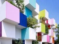 Dix façades de bâtiment hors du commun