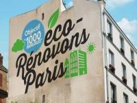 Paris aide 1.000 copropriétés à financer leur rénovation énergétique