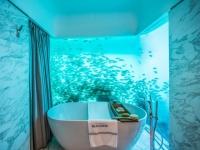 Quand la salle de bains devient une pièce d'exception...