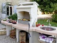 Quand le barbecue devient un élément incontournable du jardin