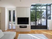 extension une v randa sur 2 niveaux pour agrandir une maison en meuli re. Black Bedroom Furniture Sets. Home Design Ideas
