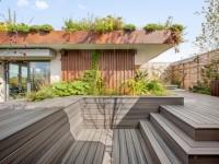 Terrasse en bois composite : avantages et inconvénients