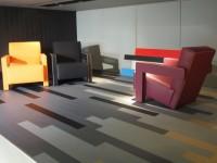 Insolite : un parquet Le Corbusier