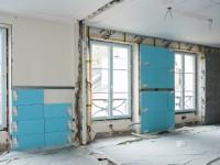 Un appartement isolé, des m2 optimisés