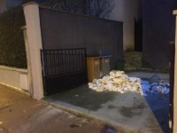 Insolite : il abandonne ses déchets sur un chantier, le maire les lui rend