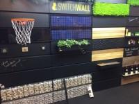 SwitchWall Paris : le premier mur entièrement personnalisable et modulable