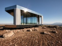 La Casa del Desierto, un (petit) palais des glaces en plein soleil