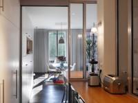 Modernisé, cet appartement haussmannien s'offre une seconde vie