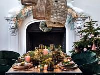 22 idées de déco pour sublimer sa table de fêtes