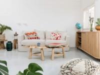 Un duplex avec terrasse qui cultive l'esprit maison de vacances
