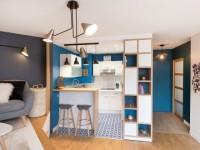 Aménager une vraie cuisine dans un studio : 10 exemples inspirants