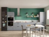 12 façons de peindre un mur en couleur pour réveiller sa cuisine