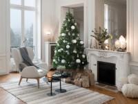 17 idées brillantes et lumineuses pour décorer son sapin de Noël