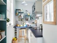 10 grandes idées pour aménager une mini cuisine