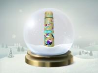 9 décembre : la bouteille thermos Keep Cool Lotus Pylônes