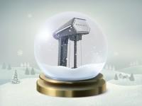 21 décembre : un défroisseur vertical qui tient dans la valise