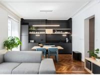 Un espace de vie deux fois plus grand pour ce 45 m2 parisien