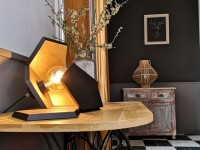 Une lampe design originale, 100 % durable et éco-conçue
