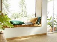 9 façons astucieuses d'utiliser l'espace devant la fenêtre
