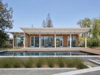 Luxe, nature et écologie pour cette villa californienne