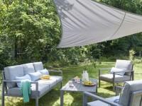 Se protéger du soleil au jardin : 15 solutions en images