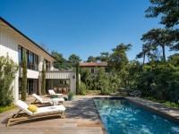 Lumière, espace et douceur de vivre pour cette maison de vacances
