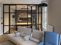 Astucieusement restructuré, ce 130 m2 retrouve la lumière