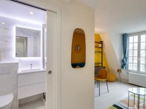 Mini salle de bains : 12 façons d'optimiser