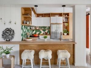 Un appartement réorganisé pour profiter de la vue