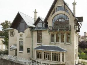 La Villa Majorelle, emblème de l'Art nouveau,