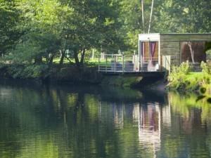 L'histoire insolite de cette cabane en bois va