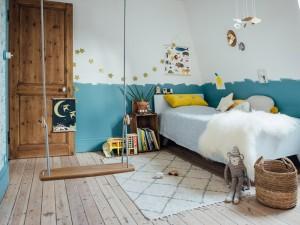 8 idées ludiques pour aménager une chambre