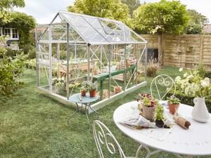 Installer une serre dans son jardin : 8 modèles